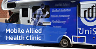 Mobile Allied Health Clinic
