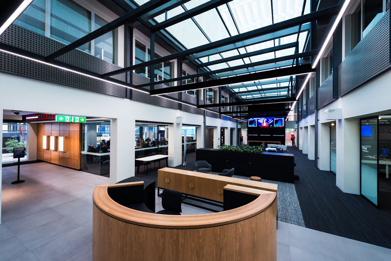 Dynamic new space for the UniSA Business School