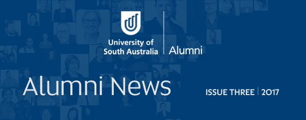 University of South Australia Alumni Logo
