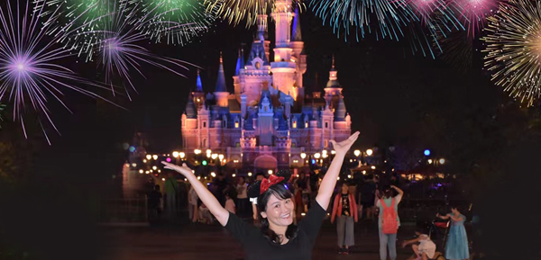 UniSA alumna Lydia Zang, Operations Manager of Merchandise at Shanghai Disney Resort