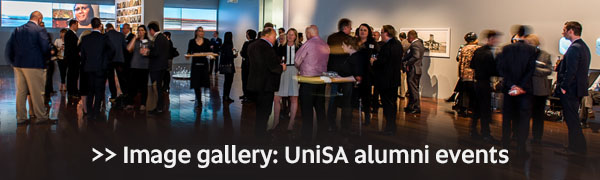 Image gallery: UniSA alumni events