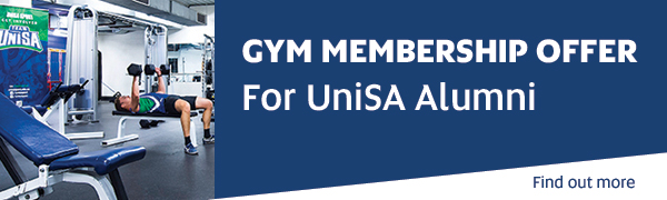 Gym Membership Offer For UniSA Alumni