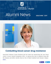 Alumni news Cover