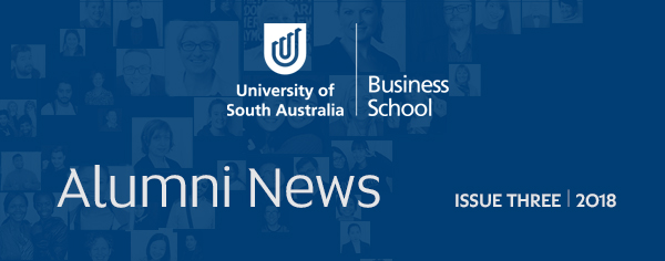 University of South Australia Business School Logo