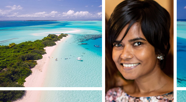 Aisha Niyaz and the Maldives