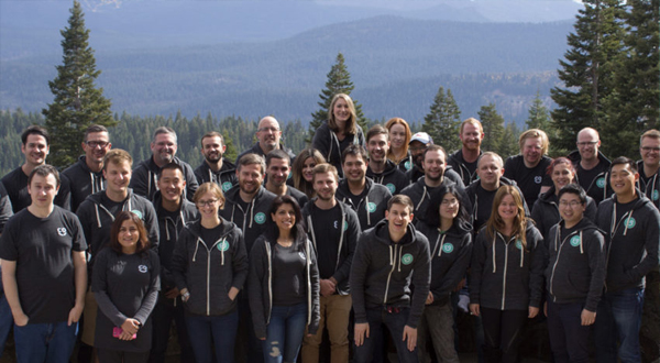 HappyCO staff in Silicon Valley