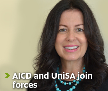 AICD and UniSA join forces