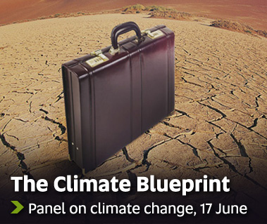 The Climate Blueprint - Panel on climate change, 17 June