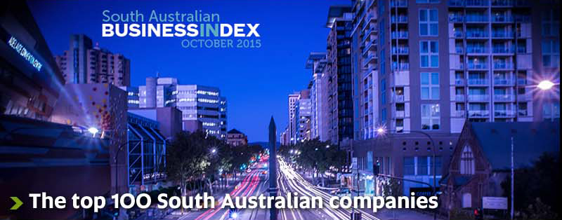South Australian Business Index - The top 100 South Australian companies