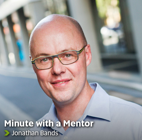 Minute with a Mentor - Jonathan Bands