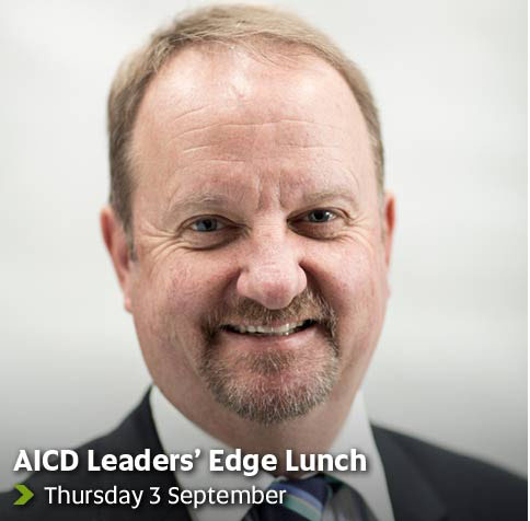 AICD Leaders' Edge Lunch - Thursday 3 September