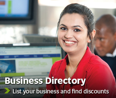 Business Directory - List your business and find discounts