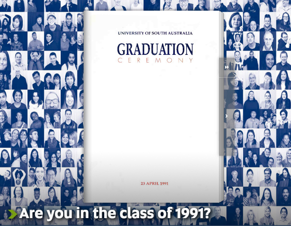 Are you in the class of 1991?