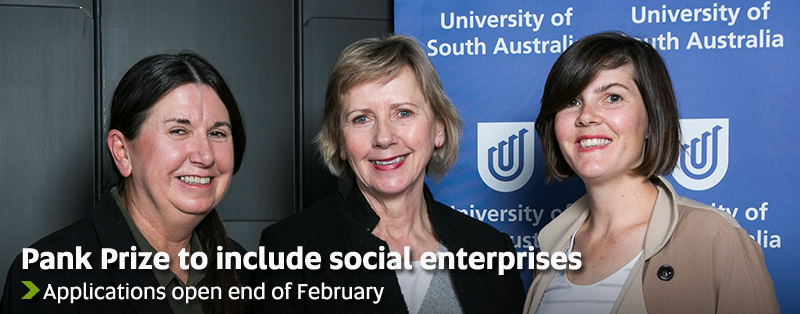 Pank Prize to include social enterprises - Applications open end of February