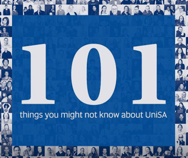 101 things you might not know about UniSA