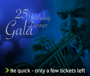 25th Birthday Gala Dinner - Only a few tickets left