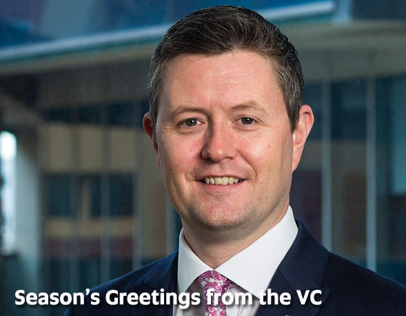Seasons Greetings from the VC