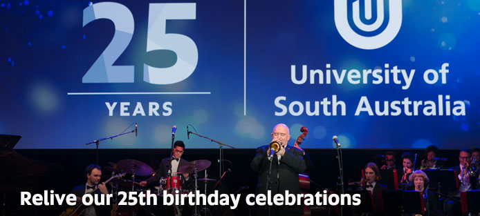 Relive our 25th Birthday celebrations